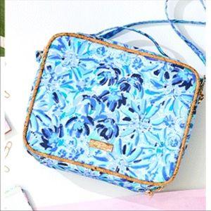 NWT Lilly Pulitzer Crossbody Lunch Box Bag